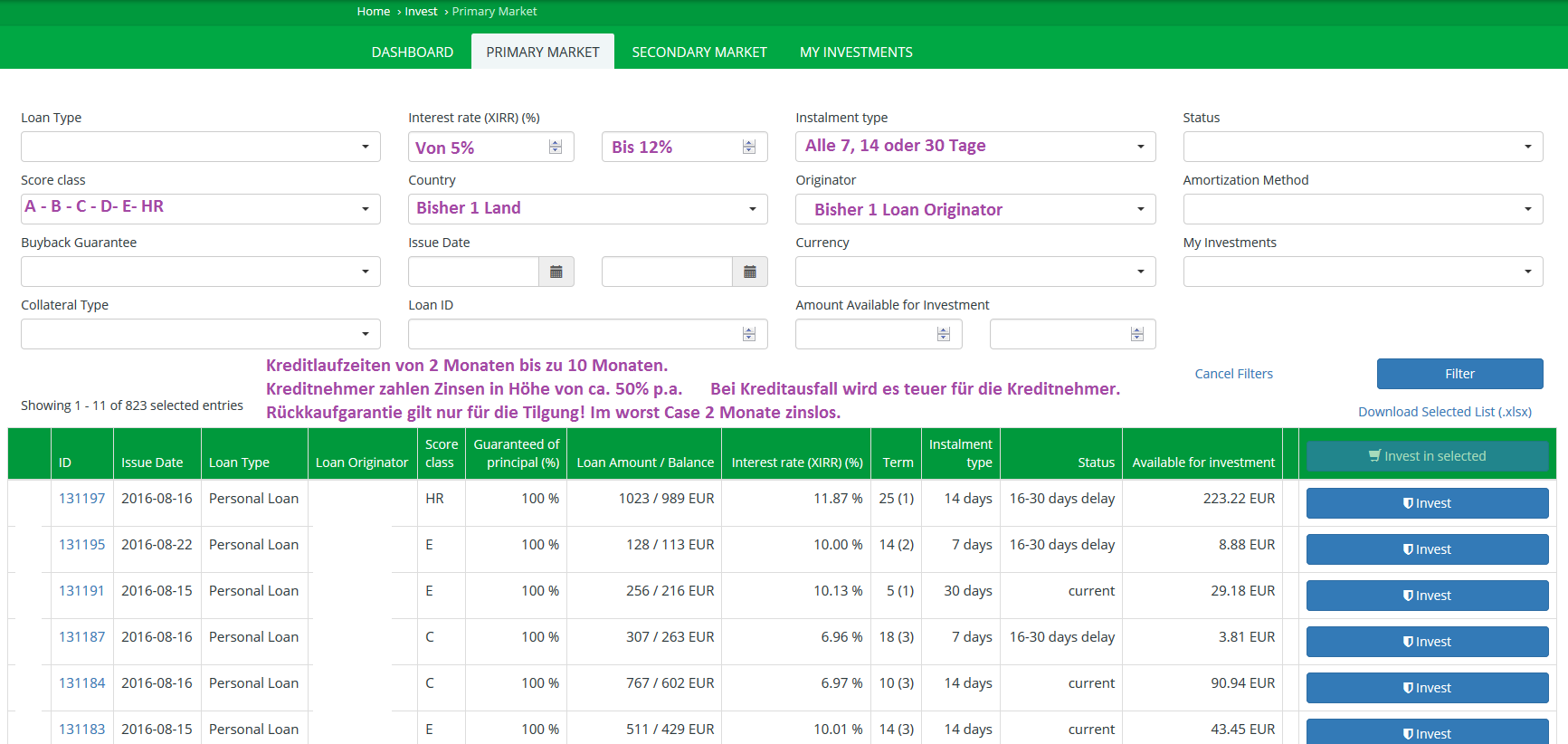 Iuvo Group-Screenshot 3